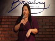 Half Asian, Half White - Chick Comedy