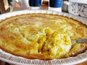 Corn, Egg and Swiss Bake