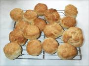 Scones Rubbed In Mixture