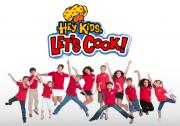 "Santino will now feature on the ""Hey Kids, Let's Cook!"" TV show"