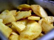 Maple Cinnamon Apple Slices