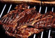 Marinated Minute Steaks