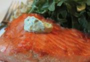 Cast Iron Seared Salmon Recipe