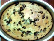 Eggless Chocolate Chip Cake