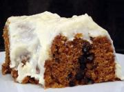 Country Fair Carrot Cake