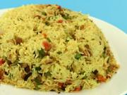 Mixed Sprouts Rice