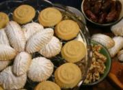 Semolina Cookies