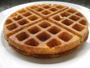 Banana-Ginger Waffles
