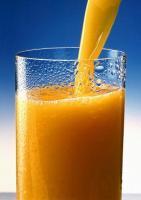 Fresh Orange Spritzer
