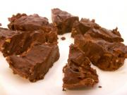 Raw Ginger Chocolate Fudge, A Dessert FOR Your Health and Beauty