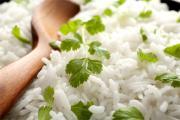 Classic Coconut Rice
