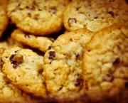 Raisin Yeast Cookies