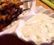 Ginger Cream Dip