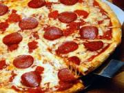 Your favorite pizza may taste different in loud music