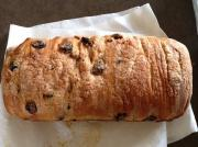 Almond Raisin Bread