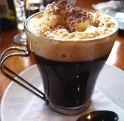 Flaming Irish Coffee