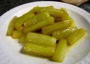 Braised Cucumbers