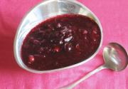Cherry Sauce Using Ground Allspice