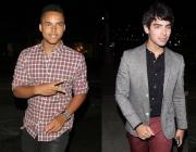 Tom Cruise's son dines with Joe Jonas