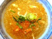 Tapioca Cream Soup