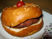 Santa Fe Veggie Burgers