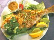 Oriental Whole Fish