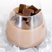 chocolate ice cubes are always loved by kids.