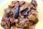 Caponata - Eggplant in a Sweet and Sour Sauce
