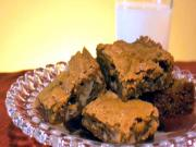 Brown Sugar Blondies: Cookie Jar
