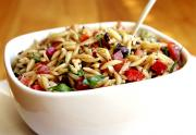 Orzo With Chicken And Cabbage