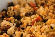 Fresh and Spicy Quinoa Salad