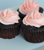 Raspberry Cupcake Ideas