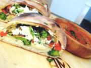 The Sexy Vegan Cooking - Episode #34 - Stromboli