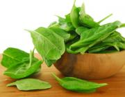 Spinach: Great Source Of Vitamin B2