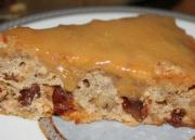 Gingery Graham Cake