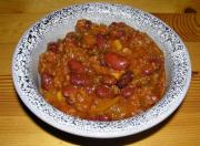 Microwave Hot Chili Con Carne