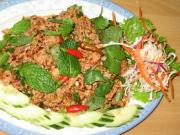 eating-lap-prepared-with-beef-and-mint