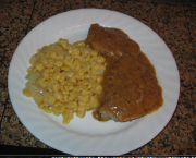Spatzle With Pork Chops