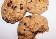 A Healthy Breakfast Food Cookie
