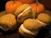 Pumpkin Whoopie Pies: Cookie Jar