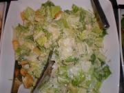 Homemade Caesar Salad