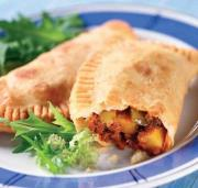 how to eat empanadas - the stuff, which is truly Mexican