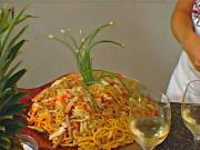 Pork Lo Mein Stir Fry