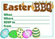 Easter BBQ