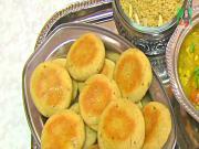 Dal Bati Churma - Rajasthani Cuisine