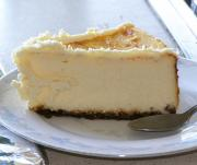 Creamy Baked Cheesecake