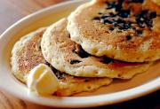 Blueberry pancakes-easy mother's day recipes