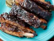 Christmas Prime Rib with Bacon