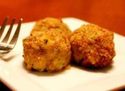 Cheddar Cheese And Bacon Balls