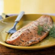 wild salmon is good for pregnant women